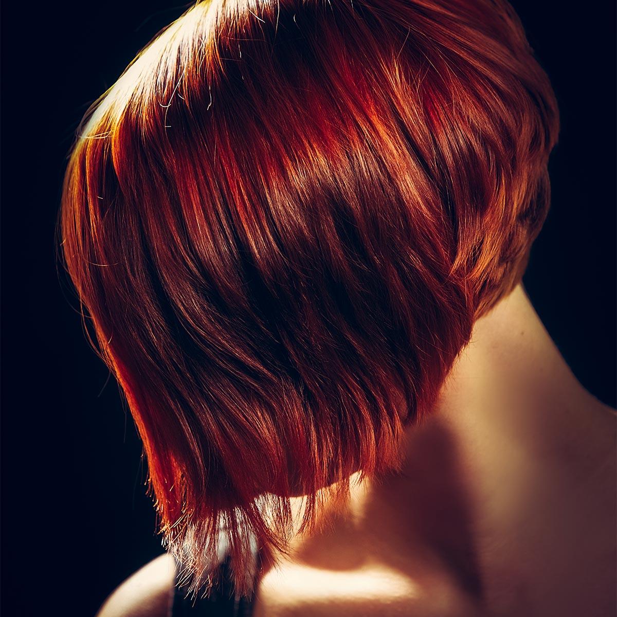 Haar Coloration Und Farben Haarstudio Wildangel