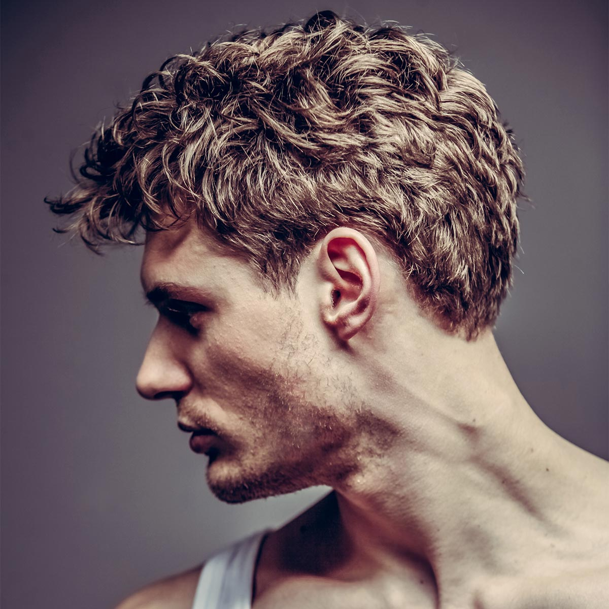Männerfrisuren beim Haarstudio Wildangel