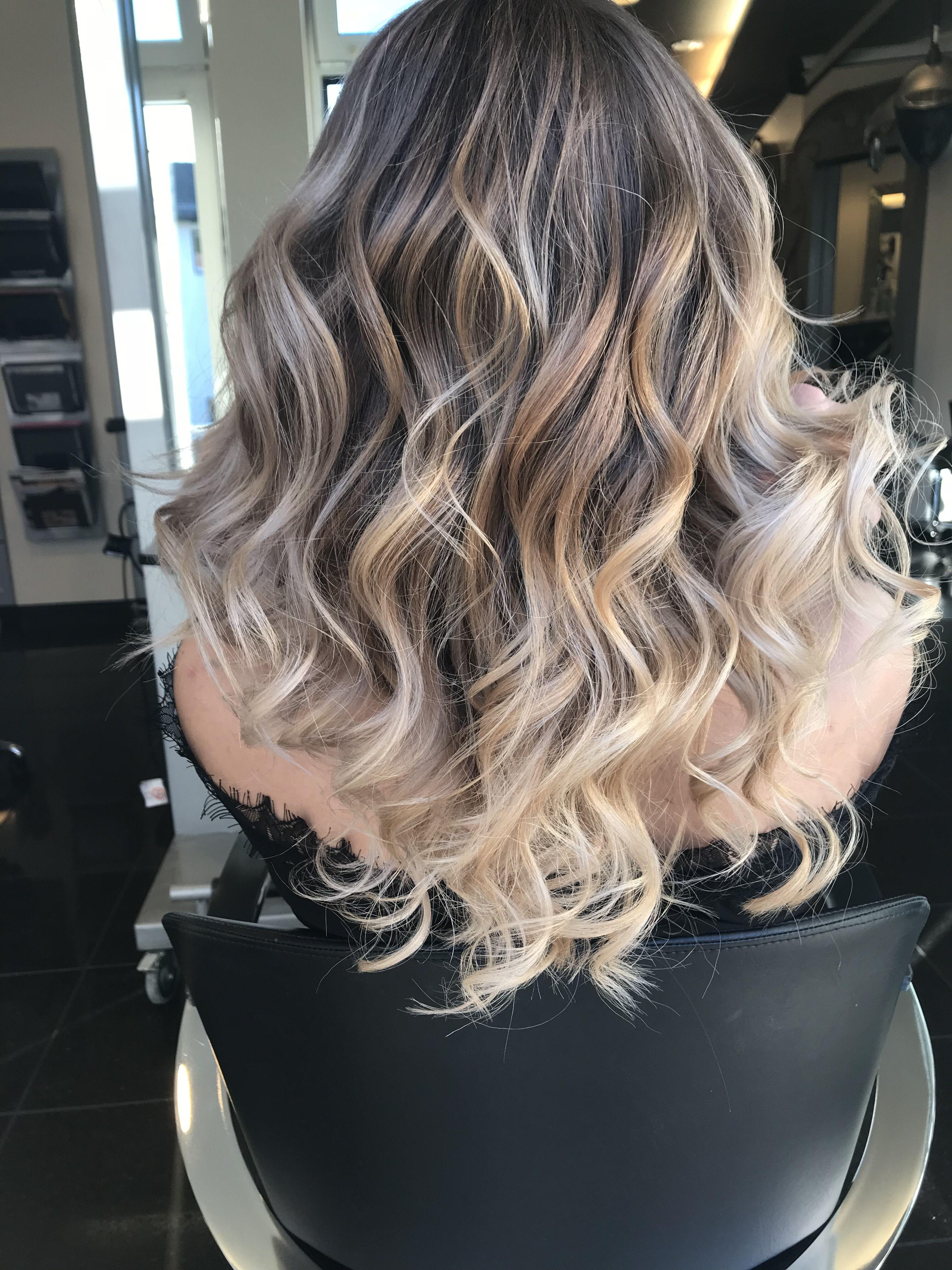 Färben wann haare Haare waschen