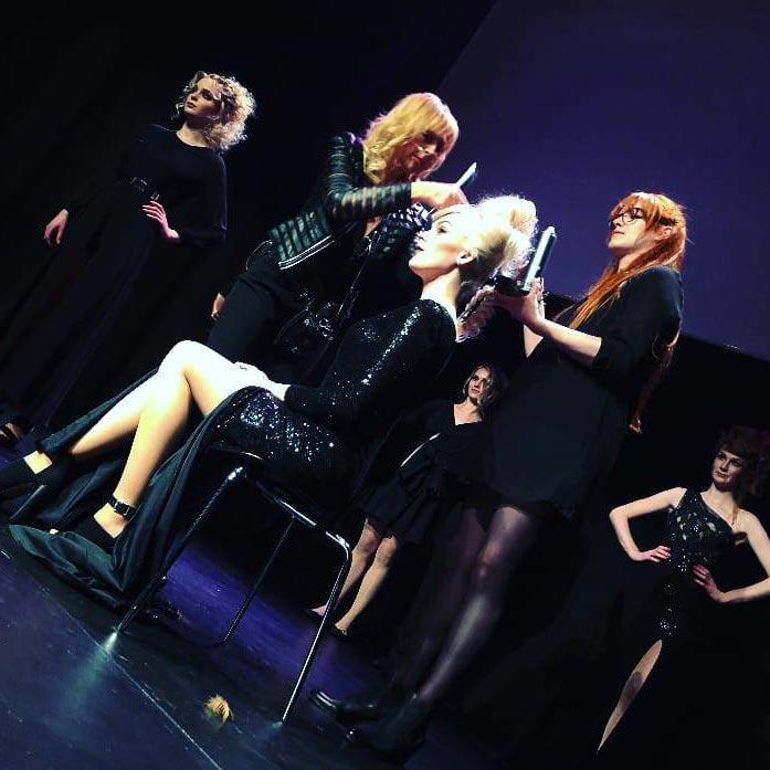Hairshow in Lörrach mit dem Haarstudio Wildangel