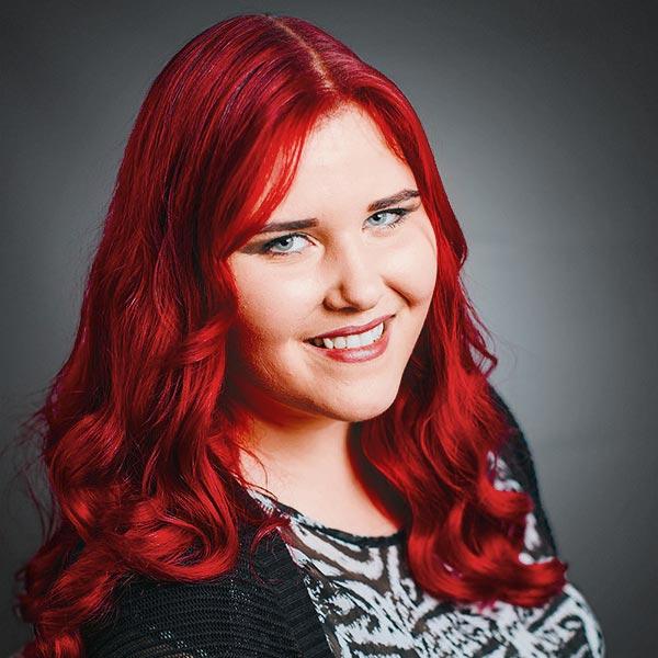Julia Zimmerbeutel – Hairstylistin